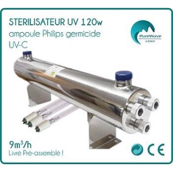 Lampadina di 120w sterilizzatore UV Philips germicida UV - C