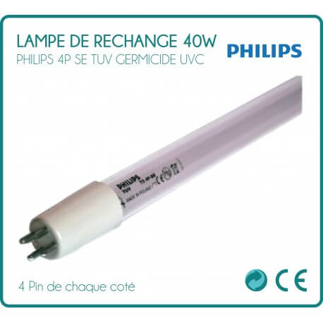 Philips 40W for UV sterilizer replacement lamp