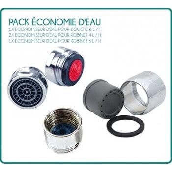 Water saving Pack