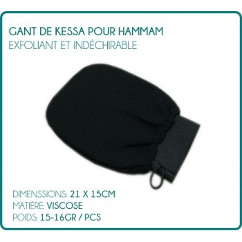 Kessa para guante de Hammam exfoliante