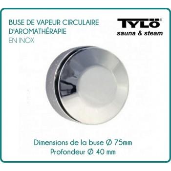 Buse de vapeur circulaire d'aromathérapie TYLO