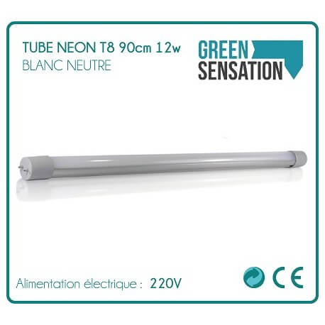 Röhre Neon T8 LED 90cm 12W 1050Lm Neutralweiß