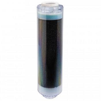 Carbone attivo sotto cartuccia filtro fluido pellicola ' O