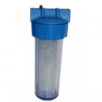 filtre simple couleur bleu vide