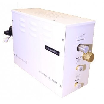 Dampfgenerator STEAMPLUS 9Kw  für Hammam, Spa, Duschmaschine, Sauna, Dampferzeuger für Hamam Dampfbad Wellness