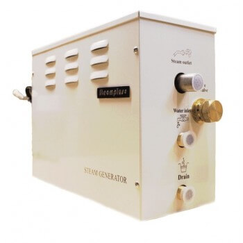 STEAMPLUS for Hammam 9Kw steam generator