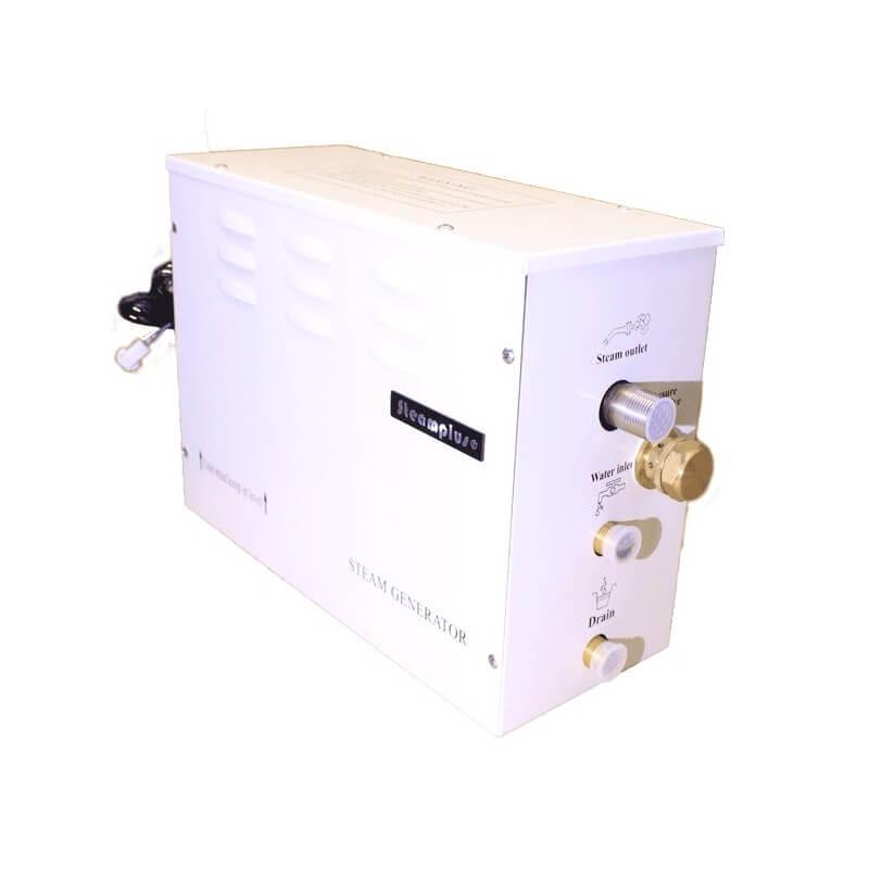 Hammam Steamplus private hammam 12 Kw steam generator