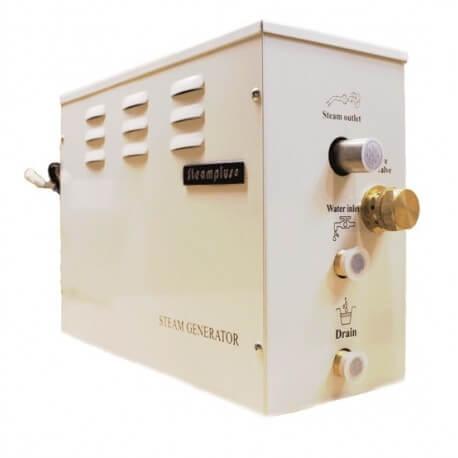 Dampfgenerator STEAMPLUS 6Kw  für Hammam, Spa, Dampfmaschine, Sauna, Dampferzeuger für Hamam Dampfbad Wellness