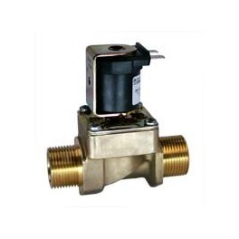 Solenoid valve for water for steam generator