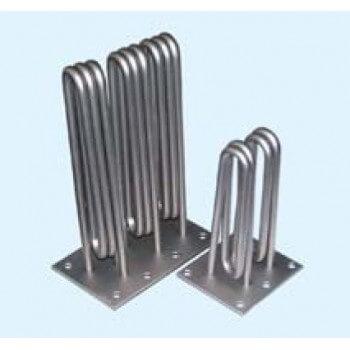 Résistance carré de chauffe pour Générateur de vapeur