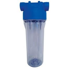 Filter empty blue color