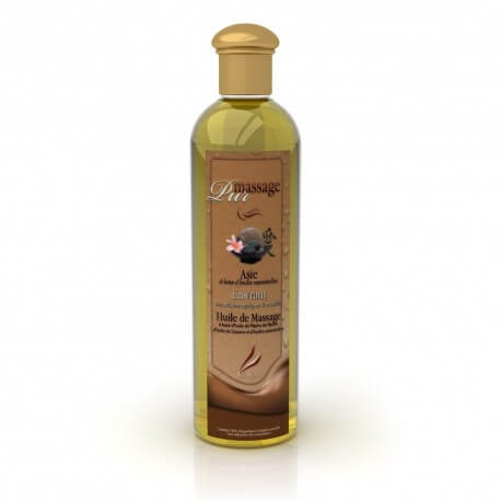 PURE MASSAGE - Mediterranean - 250ml massage oil