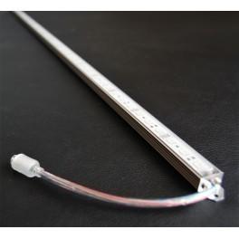 Réglette à LED Blanc Neutre  waterproof 50cm + transformateur offert !