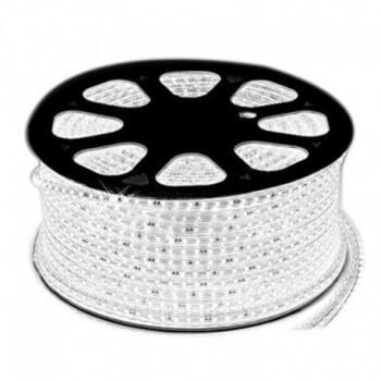 Cinta blanco cálido led 220V al medidor para la decoración fuera de cuarto de baño