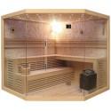 Sauna Lutece automatisé