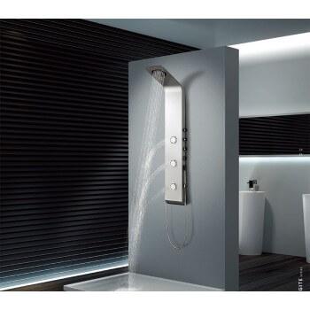 Balneo shower column (1400 * 220mm) panel thickness aluminum alloy - 4mm
