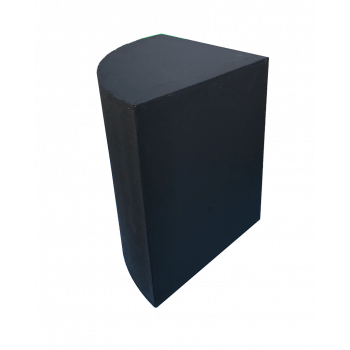 Angle pour assise 40x50 cm prêt à carreler en XPS pour hammam salle de bain et douche à l'italienne