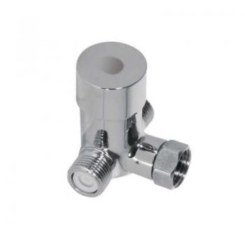 Mezclador de agua fría para agua caliente