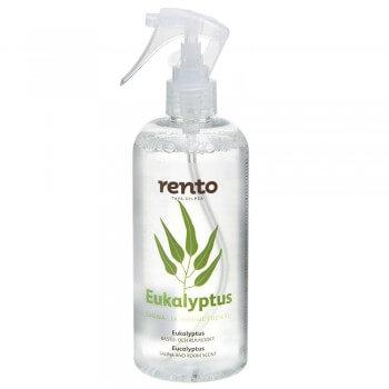 Essence d'eucalyptus spray pour sauna et pièces - RENTO (400ml)