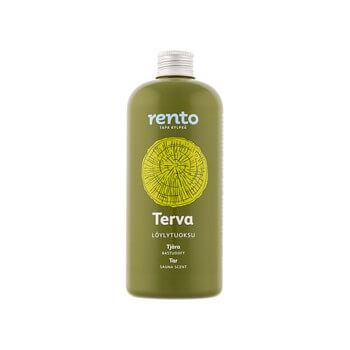 """Terva"" gasoline Gift Pack 400ml + SOAP for Sauna Rento"