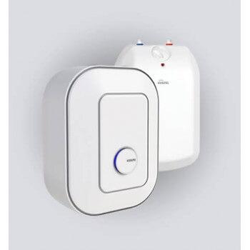 Chauffe-eau pour évier et lavabo avec un réservoir en acier inoxydable 10L POC-D Luna inox kospel