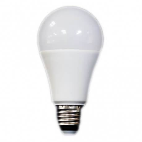 Bulb 12W E27 white neutral equivalent to 80W incandescent A60