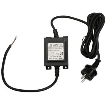 Transformer type 12v AC 60w waterproof IP68 suitable for pool type PAR56 light bulbs