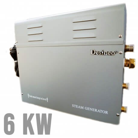 Desineo 6Kw for hammam steam generator