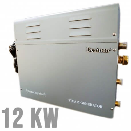 12Kw Desineo (12 to 18 m3) hammam steam generator