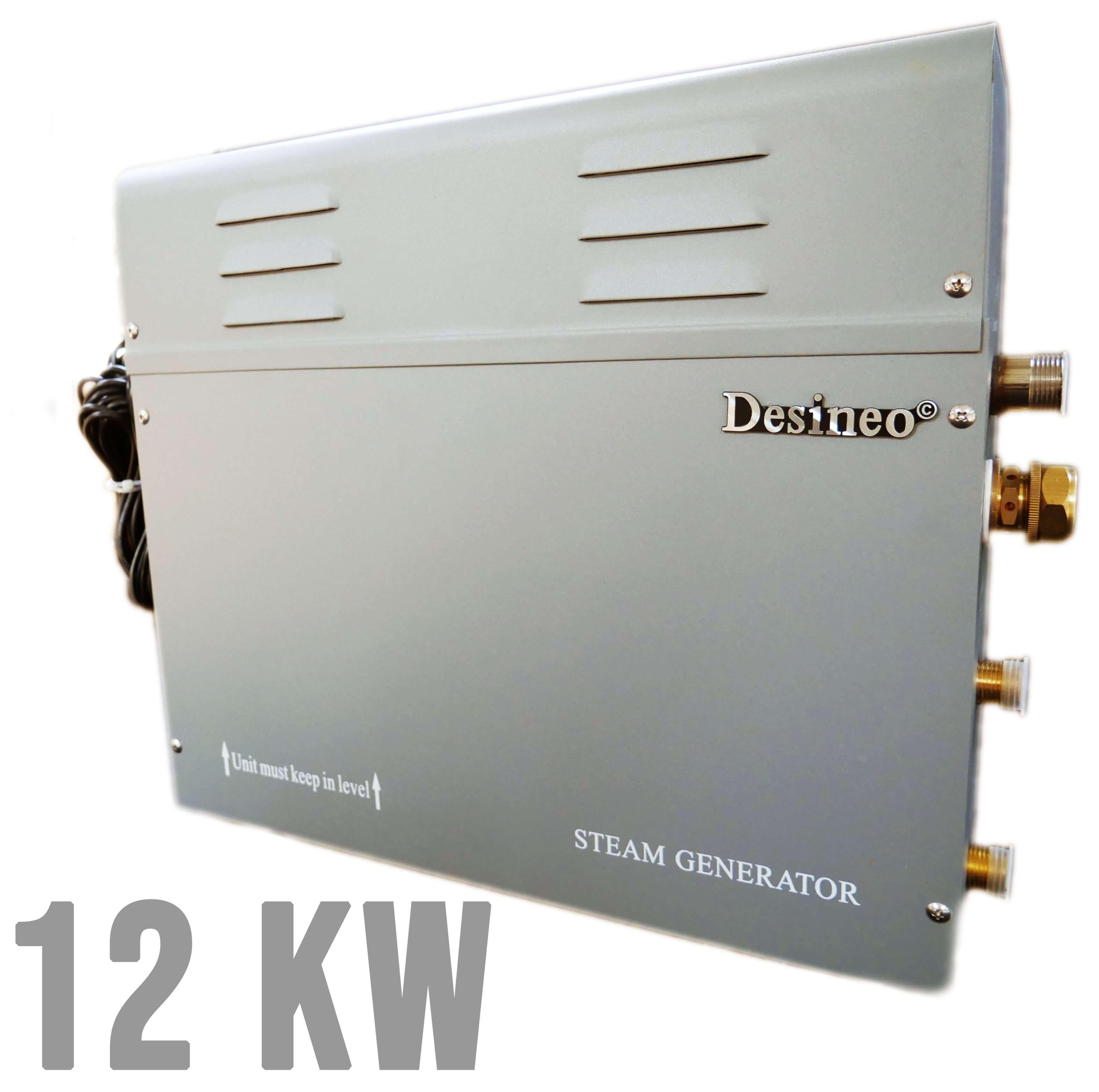12Kw for steam Desineo steam generator