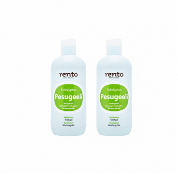 Eucalyptus Bio RENTO 350 ml shower gel