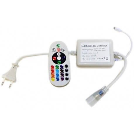 Adaptor for 220V IP68 waterproof led Ribbon