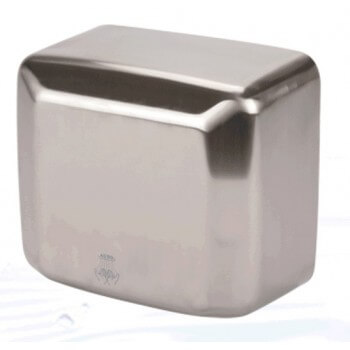 Dry hands white or stainless steel model vandal C1