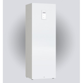 Dual-function electric boiler (heating and ECS) with Kospel outdoor sensor