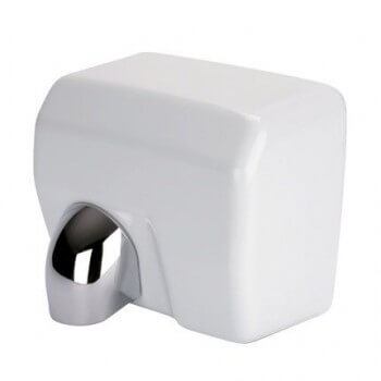 Hand dryers white CB2 anti-vandalism