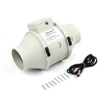 Ventilateur d'extraction d'air pour générateur de vapeur desineo série pro