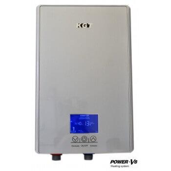 Chauffe eau instantané 8,8Kw KGT réglage tactile douche,lave mains, baignoire