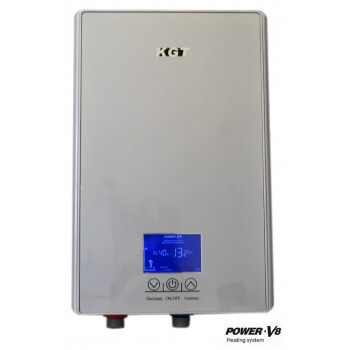 Instantaneous water heater 8.5 kW Single Touch Setting