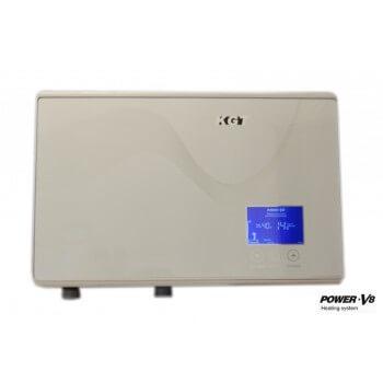 Chauffe eau instantané horizontale 8,8Kw KGT réglage tactile douche,lave mains, baignoire Power V8