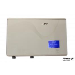 Instantaneous water heater horizontal 8, 8Kw KGT touch control shower, washbasin, bathtub Power V8