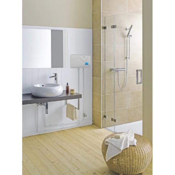 8 horizontal instant water heaters 8kw kgt touch control shower washbasin bathtub power v8. Black Bedroom Furniture Sets. Home Design Ideas