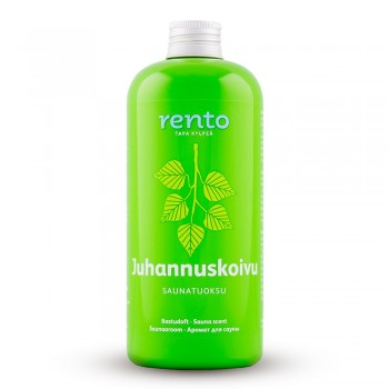 Essence for Sauna RENTO with lotus flowers (400ml)