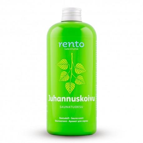 Essence for Sauna RENTO with lotus flowers (400ml)