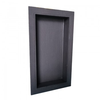 Niche in XPS ready to til 600 x 300 x 90 mm premium for bathroom steam room