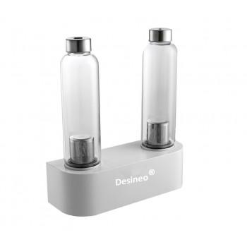 Pompe à parfum deux parfums compatible desineo série pro