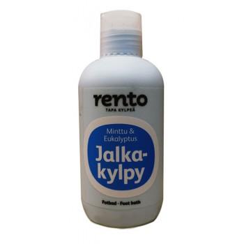 Olio pediluvio rilassante RENTO 200 ml
