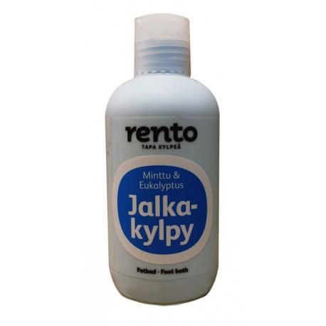 Oil foot bath relaxing RENTO 200 ml