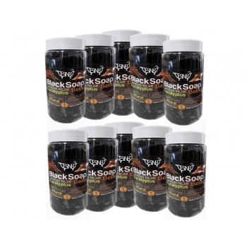 Savon noir à l'eucalyptus