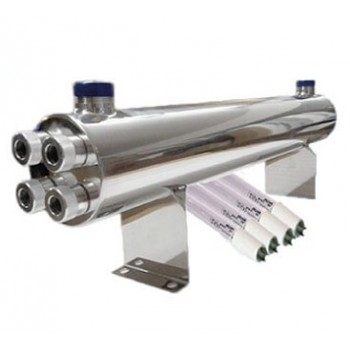 160W bulb Philips germicidal UV - C UV sterilizer