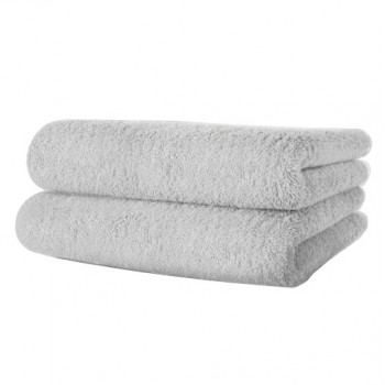 Lot de 10 serviettes pour les mains 30 x 30 cm 100 % coton 420g/m2